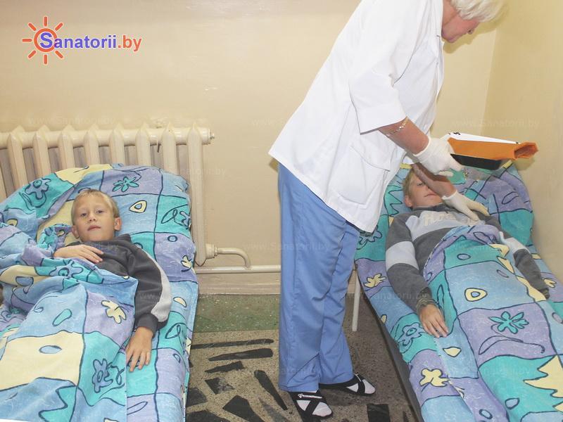 Санатории Белоруссии Беларуси - ДРОЦ Романтика Люкс - Озокерито-парафинолечение