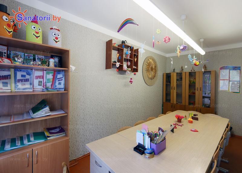 Санатории Белоруссии Беларуси - ДРОЦ Качье - Детская комната