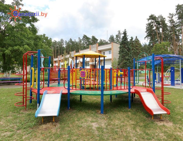 Санатории Белоруссии Беларуси - ДРОЦ Качье - Детская площадка