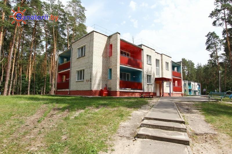 Санатории Белоруссии Беларуси - ДРОЦ Качье - спальный корпус №2