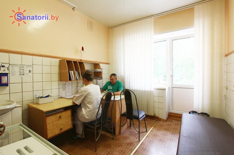 Санатории Белоруссии Беларуси - ДРОЦ Качье - Кабинеты профильных специалистов