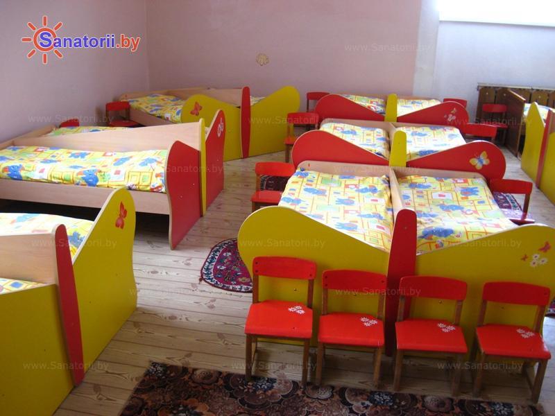Санатории Белоруссии Беларуси - детский санаторий Радуга - Номерной фонд