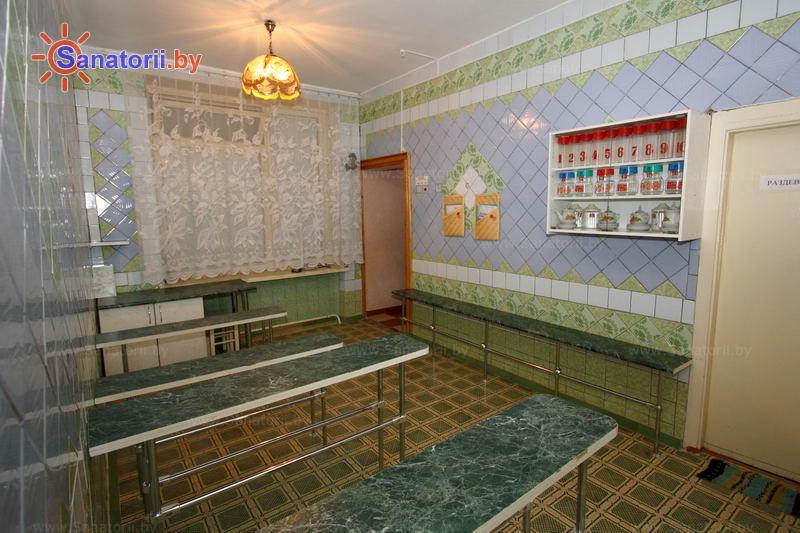 Санатории Белоруссии Беларуси - детский санаторий Радуга - Фитотерапия