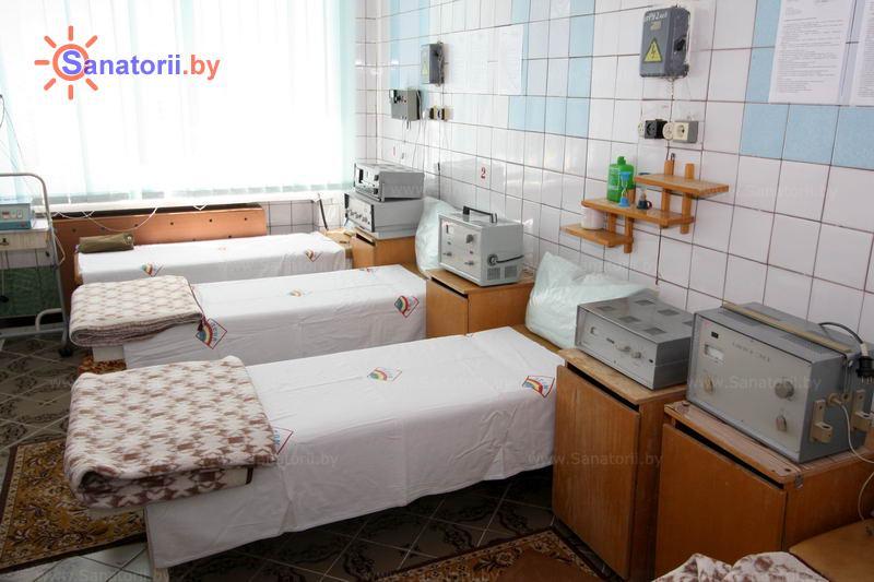 Санатории Белоруссии Беларуси - детский санаторий Радуга - Магнитотерапия