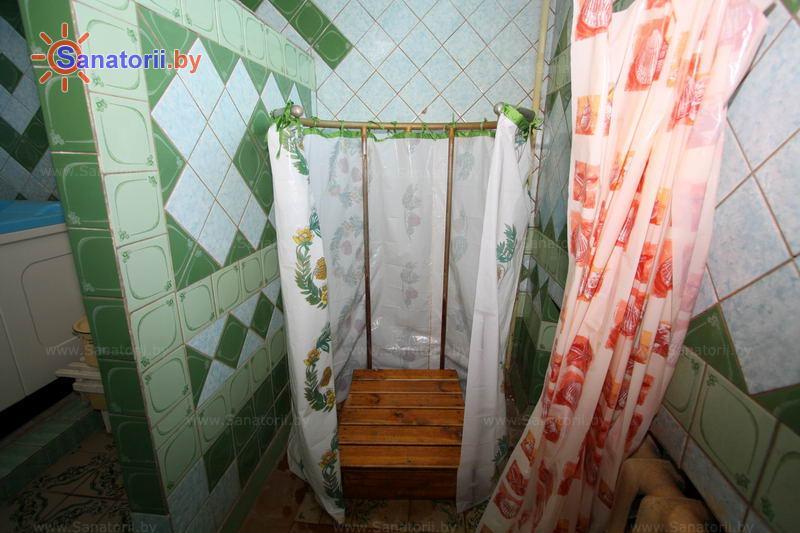 Санатории Белоруссии Беларуси - детский санаторий Радуга - Душ лечебный