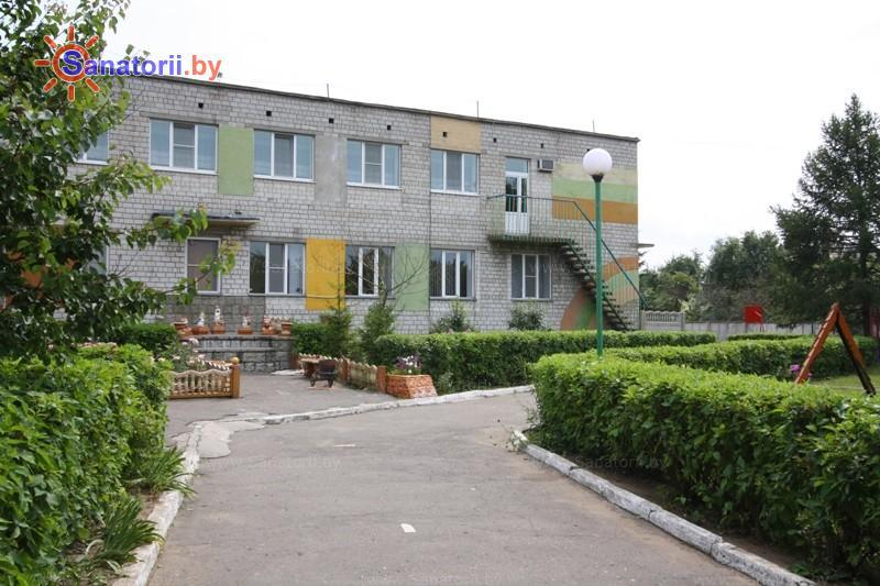 Санатории Белоруссии Беларуси - детский санаторий Радуга - корпус №2
