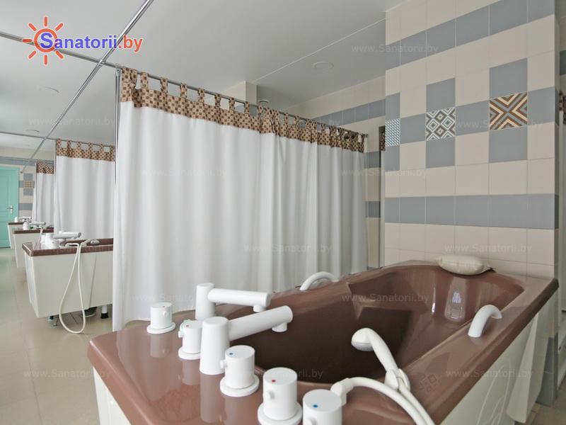 Санатории Белоруссии Беларуси - санаторий Плисса - Грязелечение (пелоидотерапия)