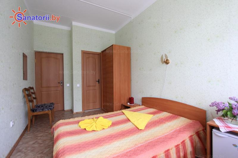 Санатории Белоруссии Беларуси - санаторий Ислочь - двухместный однокомнатный (главный корпус)