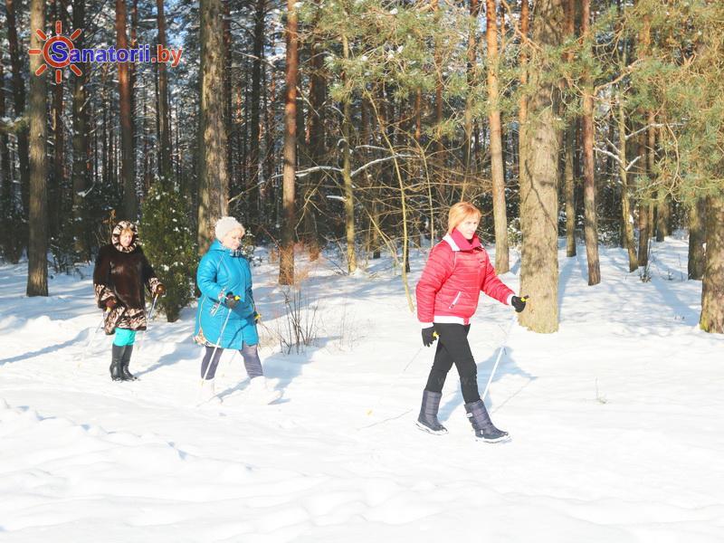 Санатории Белоруссии Беларуси - санаторий Ислочь - Светолечение