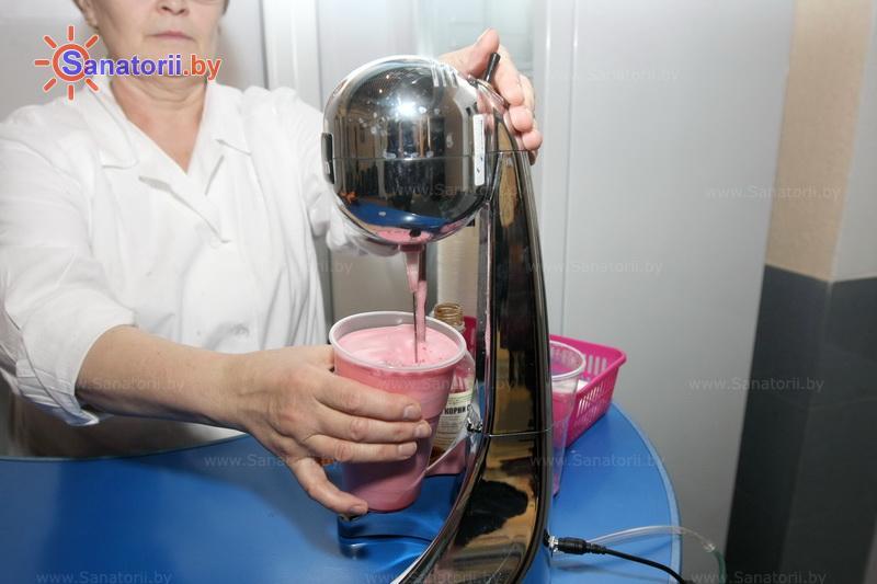 Санатории Белоруссии Беларуси -  Центр медицинской реабилитации и бальнеолечения - Оксигенотерапия (кислородотерапия)