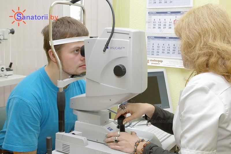 Санатории Белоруссии Беларуси -  Центр медицинской реабилитации и бальнеолечения - Кабинеты профильных специалистов