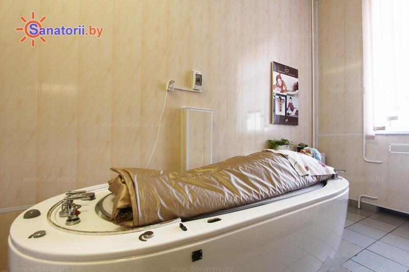 Санатории Белоруссии Беларуси -  Центр медицинской реабилитации и бальнеолечения - Косметические обертывания