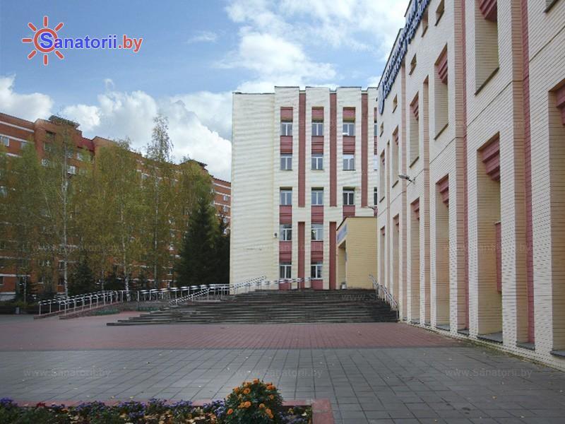 Санатории Белоруссии Беларуси -  Центр медицинской реабилитации и бальнеолечения - водолечебница