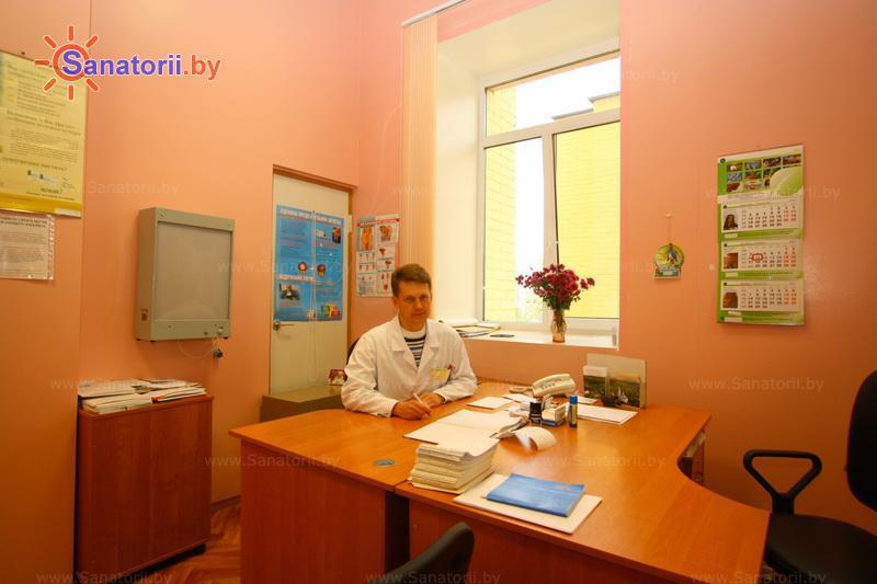 Санатории Белоруссии Беларуси -  Центр медицинской реабилитации и бальнеолечения - Урология
