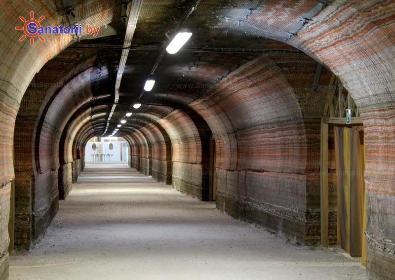 Санатории Белоруссии Беларуси -  Республиканская больница спелеолечения - подземное отделение №2