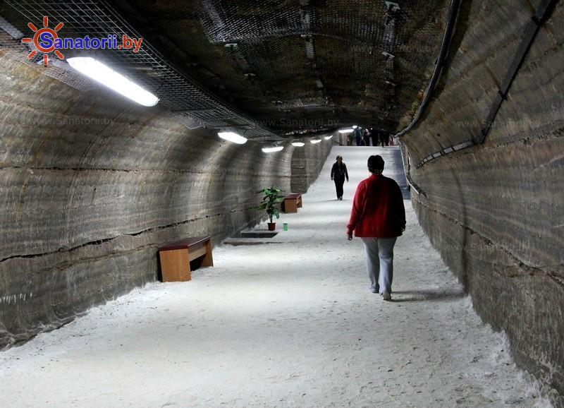 Санатории Белоруссии Беларуси -  Республиканская больница спелеолечения - подземное отделение №1
