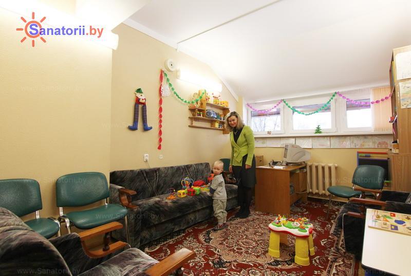 Санатории Белоруссии Беларуси - РДБМР Острошицкий городок - Детский воспитатель