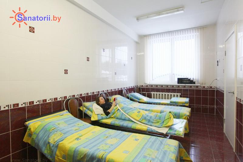 Санатории Белоруссии Беларуси - РДБМР Острошицкий городок - Озокерито-парафинолечение