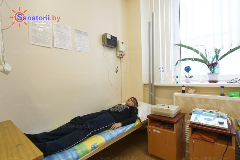 Санатории Белоруссии Беларуси - РДБМР Острошицкий городок - Электросон