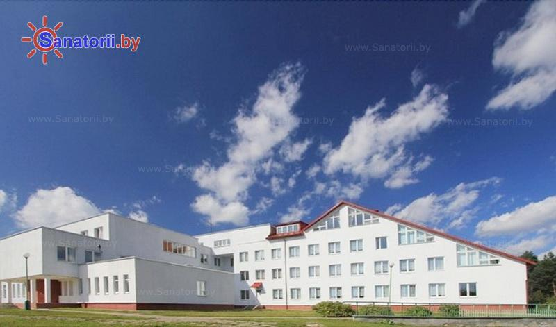Санатории Белоруссии Беларуси - РДБМР Острошицкий городок - лечебный корпус