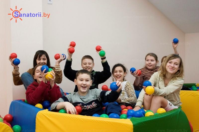 Санатории Белоруссии Беларуси - РДБМР Острошицкий городок - Детская комната
