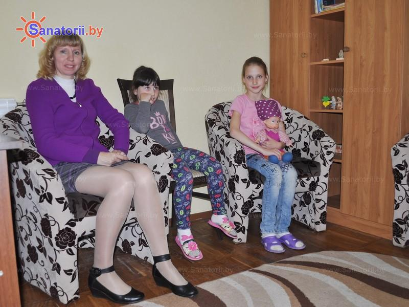 Санатории Белоруссии Беларуси - санаторий Чайка - Детская комната