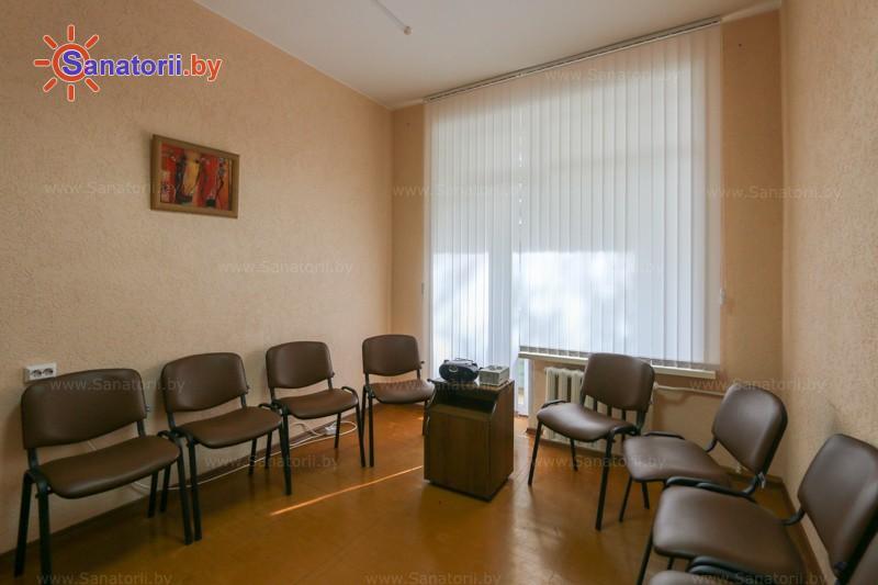 Санатории Белоруссии Беларуси - санаторий Чайка - Аэроионотерапия
