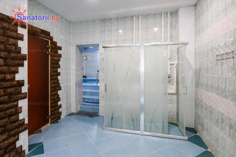 Санатории Белоруссии Беларуси - санаторий Чайка - Баня русская
