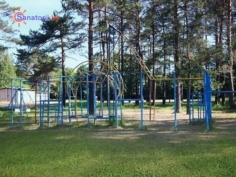 Санатории Белоруссии Беларуси - санаторий Нарочанка - Детская площадка