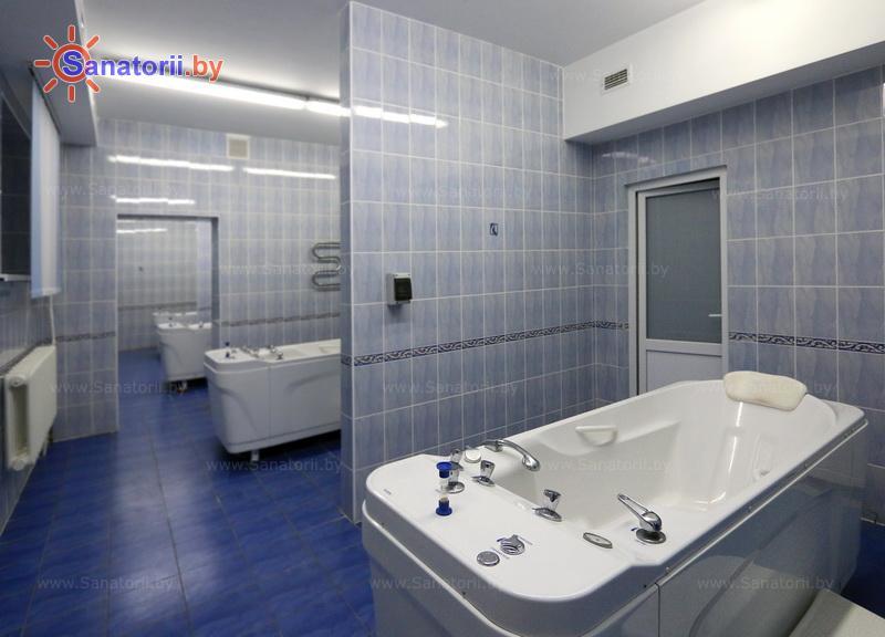 Санатории Белоруссии Беларуси - санаторий Нарочанка - Медицинская база