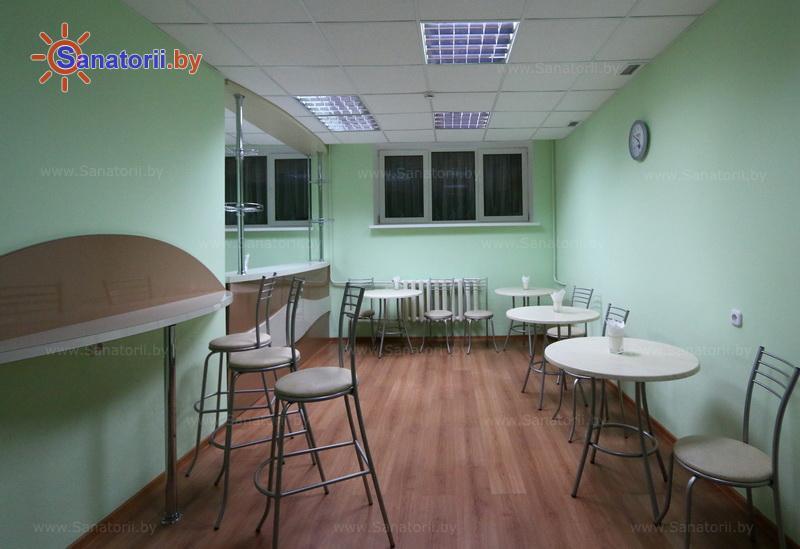 Санатории Белоруссии Беларуси - санаторий Нарочанка - Фитотерапия