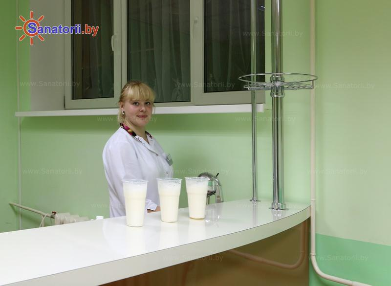 Санатории Белоруссии Беларуси - санаторий Нарочанка - Оксигенотерапия (кислородотерапия)