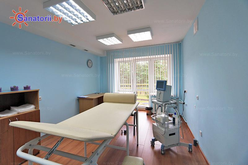 Санатории Белоруссии Беларуси - санаторий Нарочанка - Волновая терапия