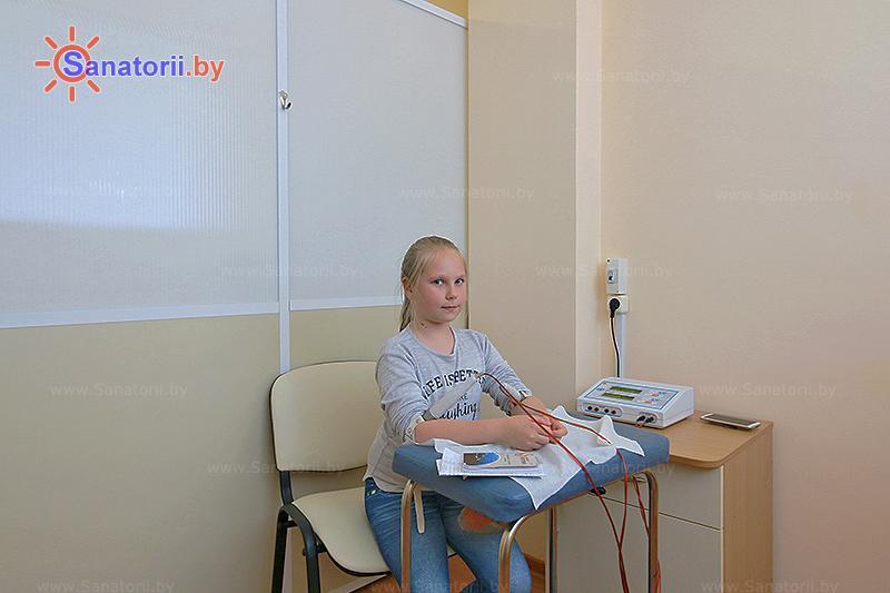 Санатории Белоруссии Беларуси - санаторий Нарочанка - Лазерная терапия