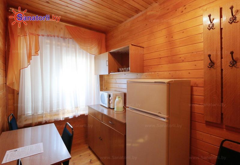 Санатории Белоруссии Беларуси - санаторий Нарочанка - четырехместный двухкомнатный (коттеджи)
