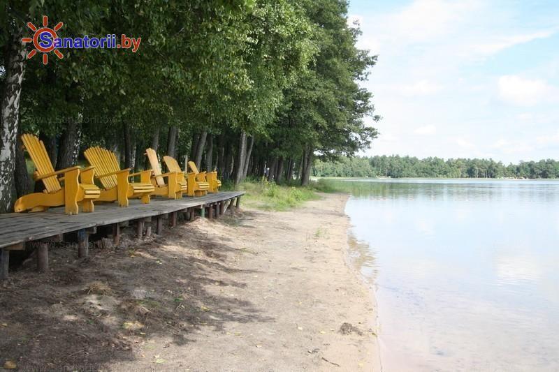 Санатории Белоруссии Беларуси - санаторий Алеся - Прокат лодок