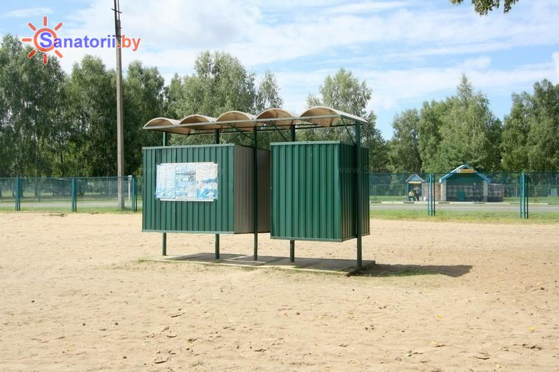Санатории Белоруссии Беларуси - санаторий Алеся - Пляж