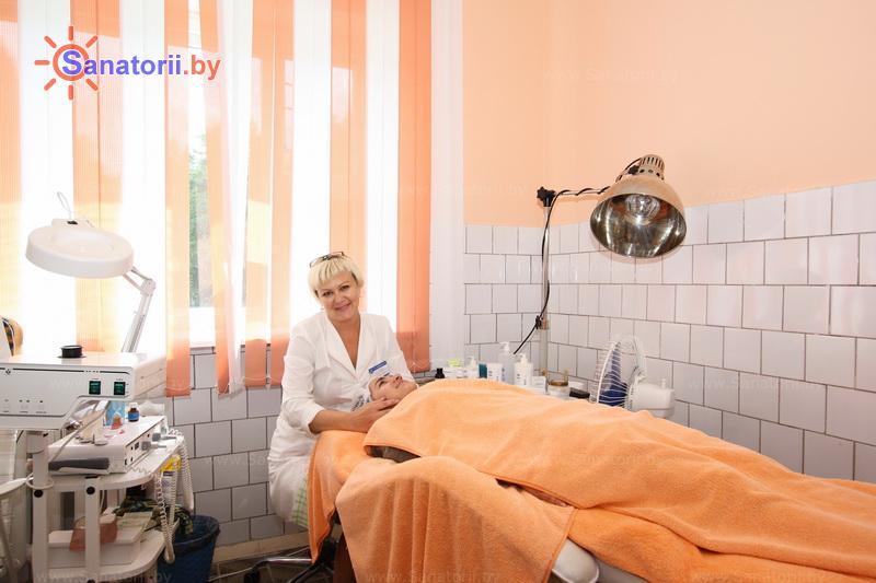 Санатории Белоруссии Беларуси - санаторий Алеся - Косметический салон