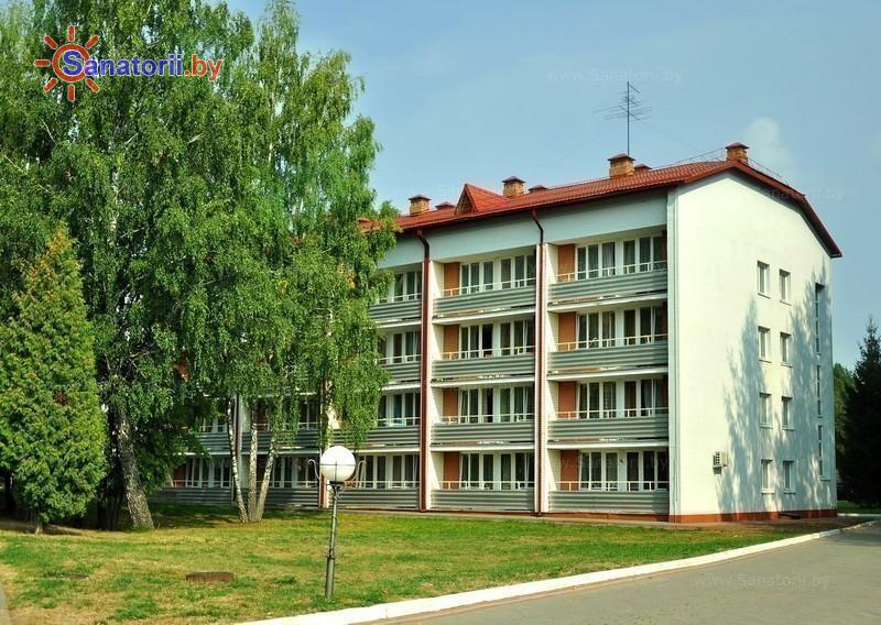 Санатории Белоруссии Беларуси - санаторий Белорусочка - спальный корпус №3