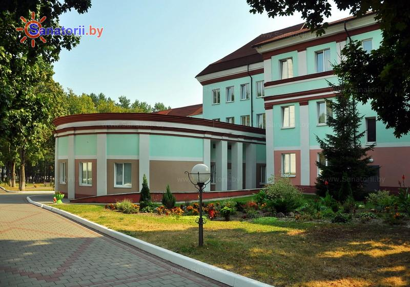Санатории Белоруссии Беларуси - санаторий Белорусочка - корпус № 2 (ПК)