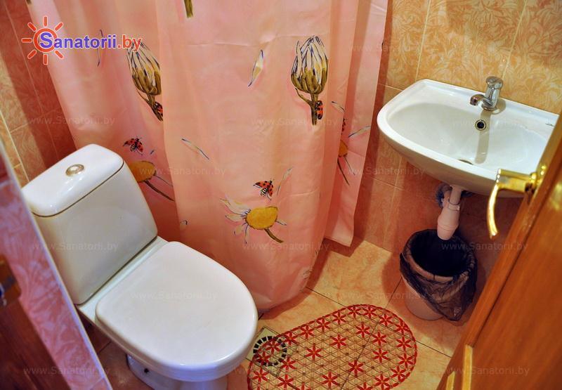 Санатории Белоруссии Беларуси - санаторий Белорусочка - двухместный однокомнатный (корпус №4)