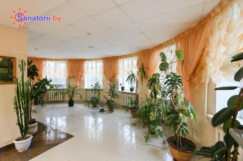 Санатории Белоруссии Беларуси - санаторий Белорусочка - Медицинская база