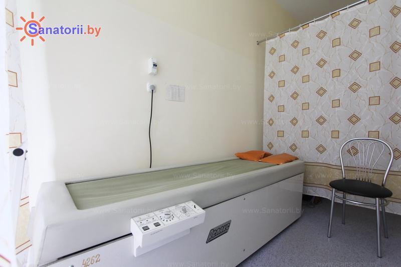 Санатории Белоруссии Беларуси - санаторий Берестье - Вытяжение позвоночника сухое