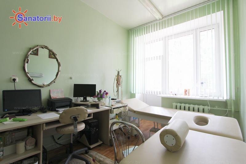 Санатории Белоруссии Беларуси - санаторий Берестье - Функциональная диагностика