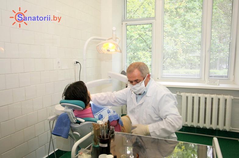 Санатории Белоруссии Беларуси - санаторий Берестье - Стоматология