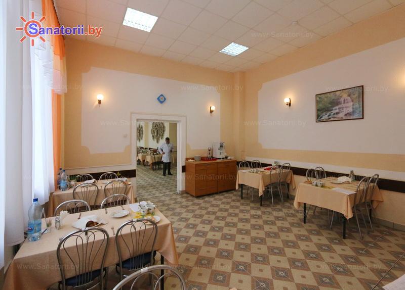 Санатории Белоруссии Беларуси - санаторий Берестье - Столовая