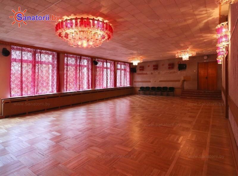 Санатории Белоруссии Беларуси - санаторий Берестье - Танцевальный зал