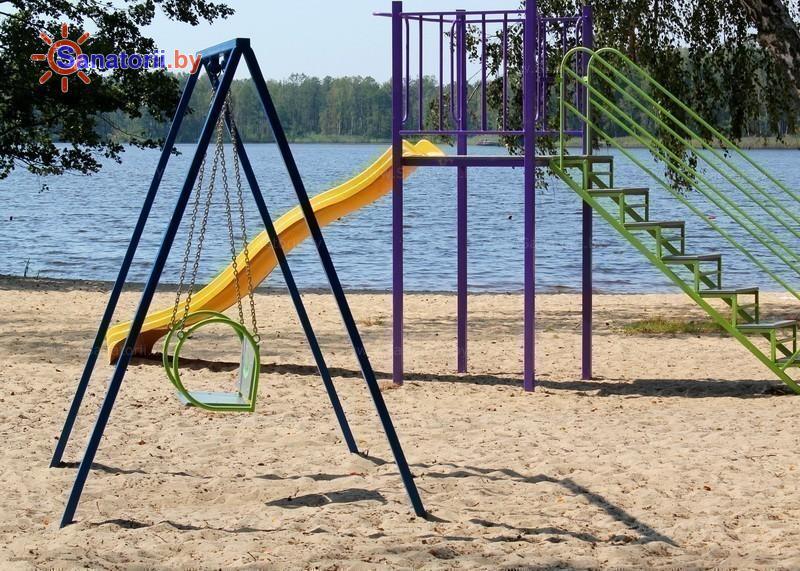 Санатории Белоруссии Беларуси - санаторий Берестье - Детская площадка