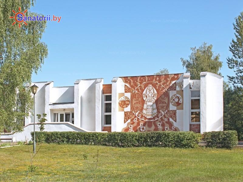 Санатории Белоруссии Беларуси - санаторий Берестье - бювет