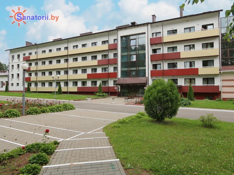 Санатории Белоруссии Беларуси - санаторий Боровое - корпус №1